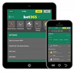 Bet 365 Mobile app