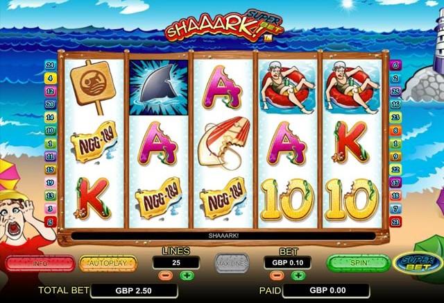 Shaaark! Slots